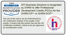 HRCI and SHRM Credit